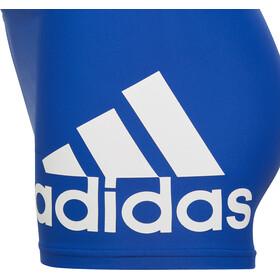 adidas YB Bos Briefs Kids, royal blue/white